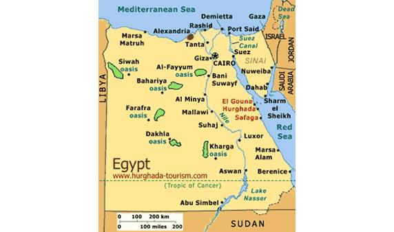 egiptuse reis